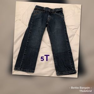 5T Wrangler Jeans